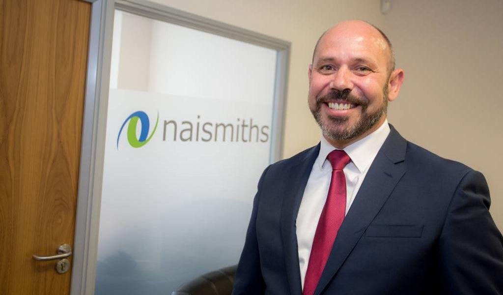 Gareth Belsham, head of consultancy at Naismiths