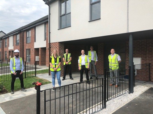 Ongo completes 22 new affordable homes in Scunthorpe town centre