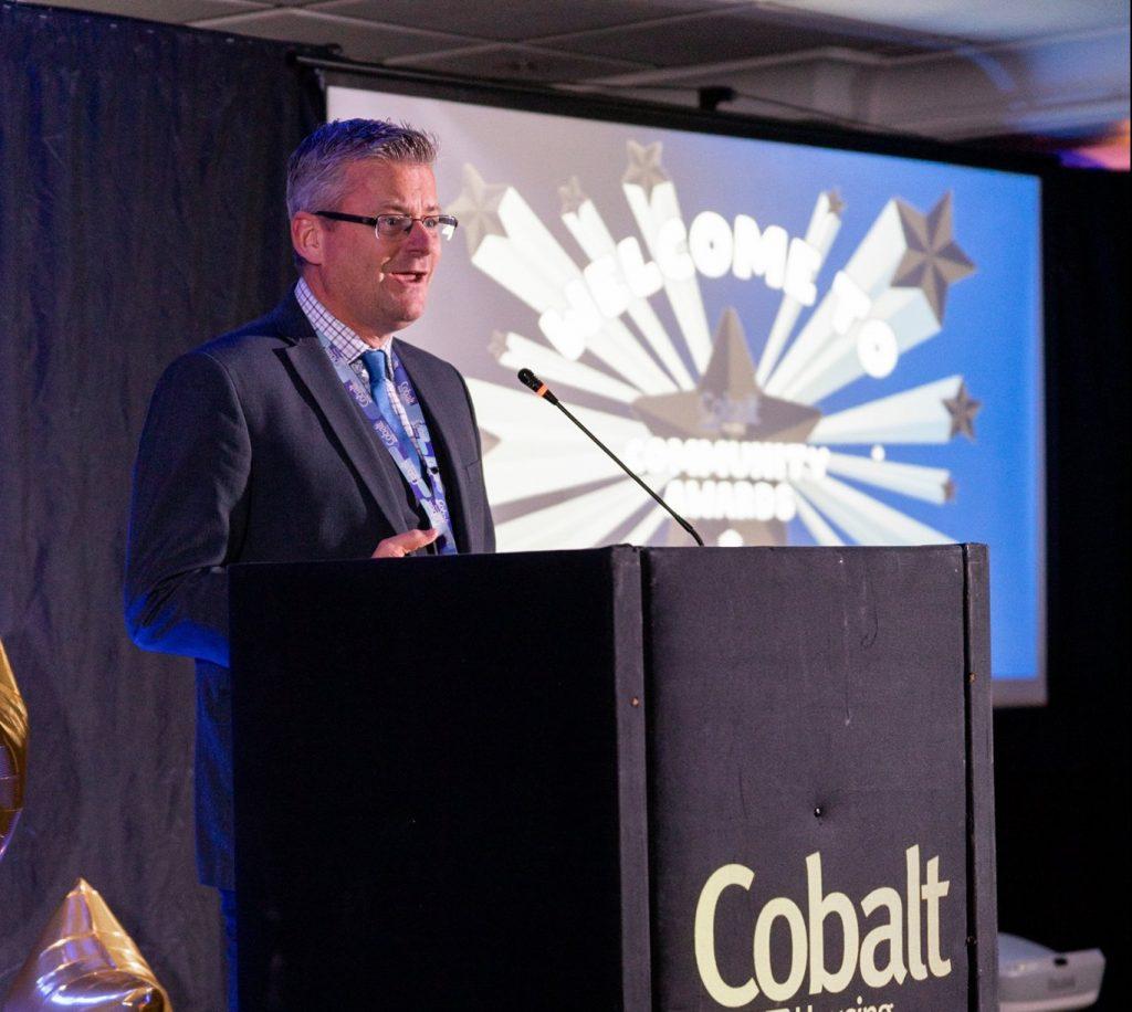 Nick Grubb, Head of Neighbourhoods, Cobalt Housing