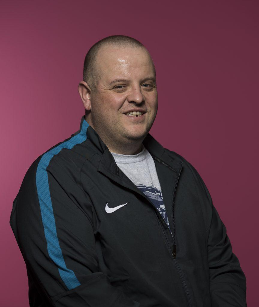 Darron Brown, chair, Wellhouse Housing Association