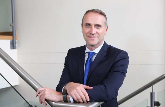 Geoff Higgins, CEO of Decision Time